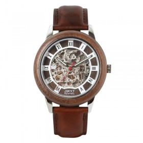 Montre Automatique Impérial CESAR Marron senois DWYT Swatch