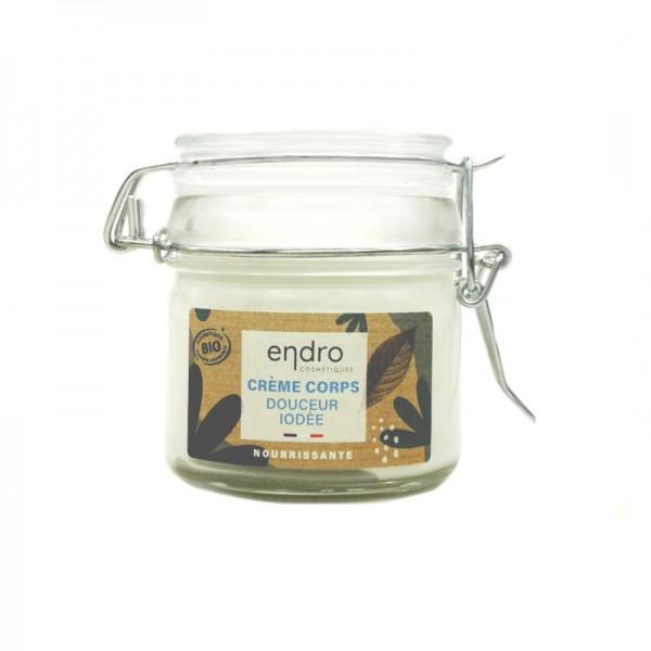 Crème corps douceur iodé nourrissante Endro 100ml