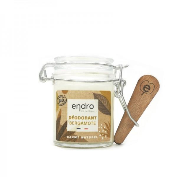 Baume déodorant Bergamote Endro 50ml