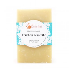 Savon Fraicheur de Menthe Louise émoi 100g