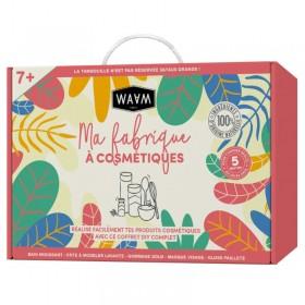 Coffret Enfant Ma fabrique à cosmétique WAAM