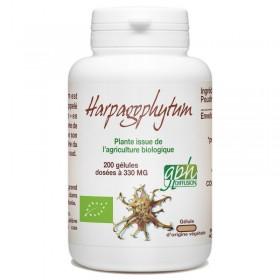 Harpagophytum Bio 330mg - 200 gelules végétales
