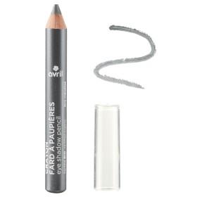 Avril crayon fard à paupières Gris Métalisé certifié bio 2g