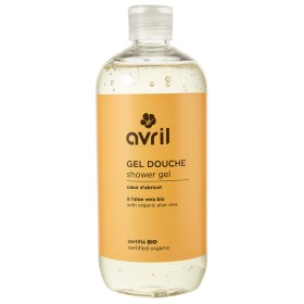 Gel douche bio Avril Abricot Amande 500ml