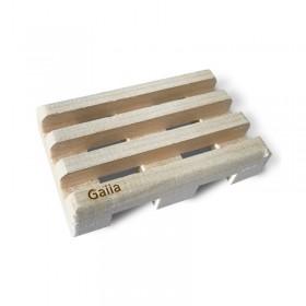 Porte savon en bois en érable GAIIA