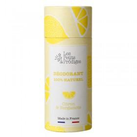 Déodorant Citron Les petits prodiges 65g