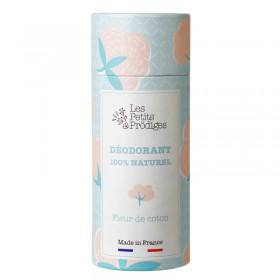 Déodorant Fleur de coton Les petits prodiges 65g