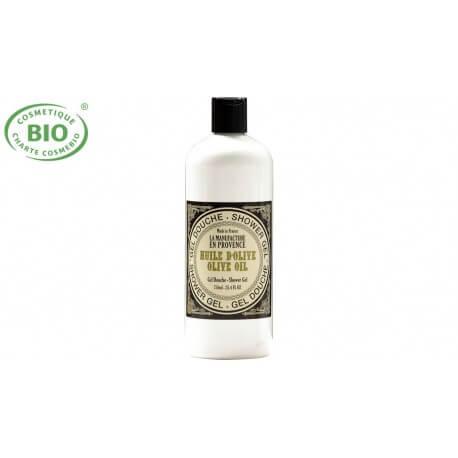 Gel douche bio à l'huile d'olive 750ml  La manufacture en Provence